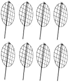 Panacea Products 89323 14'' D x 20'' H Grow Thru Peony / Perennial Plant Supports - Quantity 8