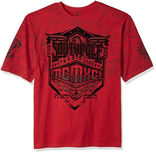 Southpole Short Sleeve Graphic Collection