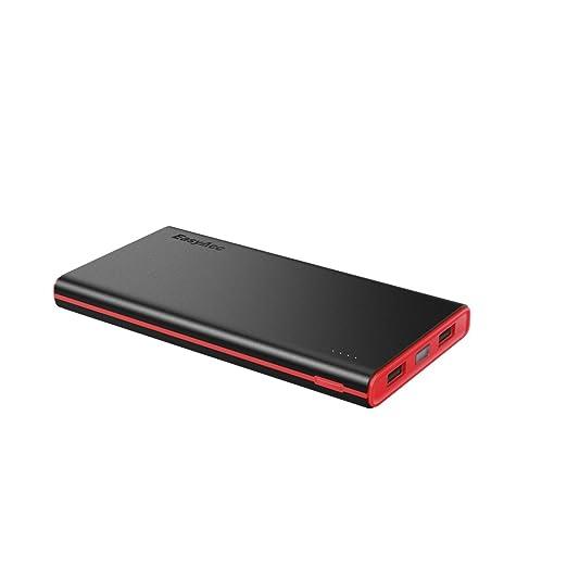2274 opinioni per EasyAcc Colorato 10000mAh Batteria Esterna Portatile Caricabatterie per iPhone