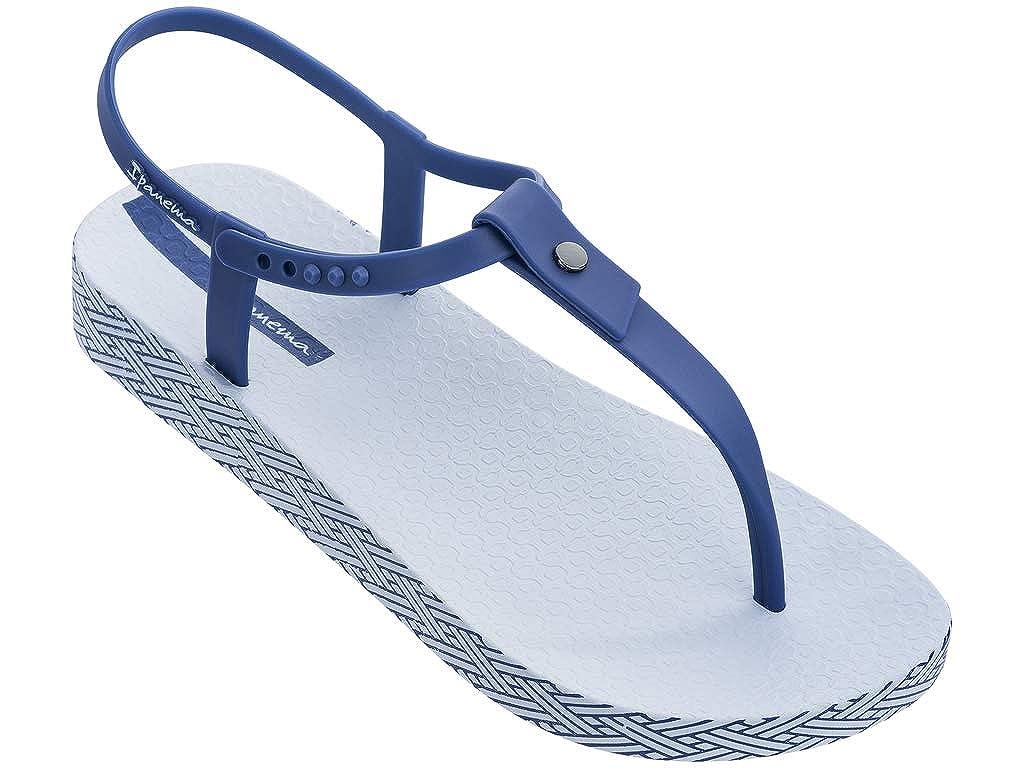 bluee bluee Ipanema Womens Plush Weave Sandal