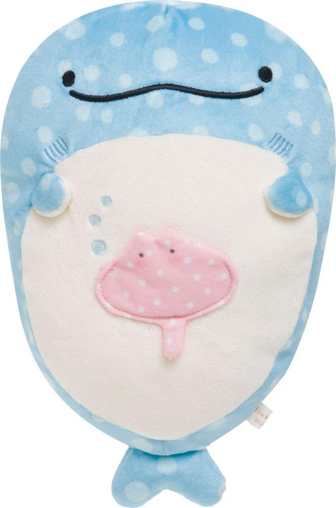 Jinbesan Plush doll Ocean floor Spa series Size S