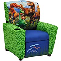 Kidz World Good Dinosaur Kids Recliner