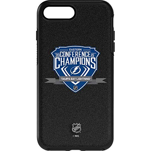 NHL Tampa Bay Lightning OtterBox Symmetry iPhone 7 Plus Skin - Eastern Conference Champs 2015 Tampa Bay Lightning by Skinit