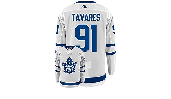 check out 55b20 05214 Amazon.com : adidas John Tavares Toronto Maple Leafs NHL ...