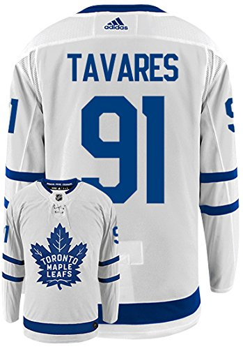 63133e57517 Image Unavailable. Image not available for. Color  adidas John Tavares  Toronto Maple Leafs NHL Men s Authentic White Hockey Jersey