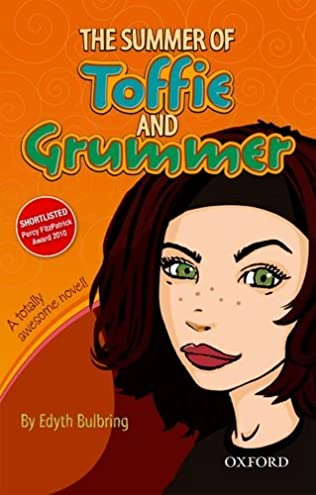 book cover of The Summer of Toffie and Grummer