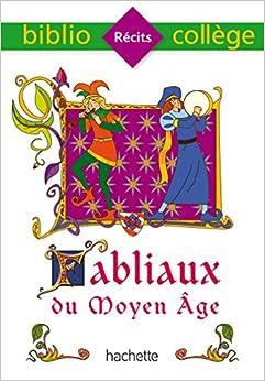 Ebook Descargar Libros Bibliocollège - Fabliaux Du Moyen âge PDF Android