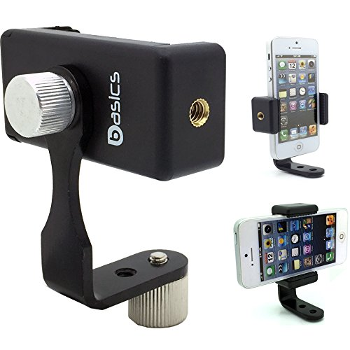 - Accessory Basics 360° swivel Smartphone Holder with 5/8