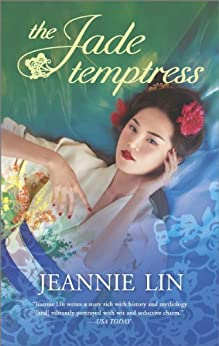The Jade Temptress - The Lotus Palace #2 (Hqn Books) (Pingkang Li Mysteries) by [Lin, Jeannie]
