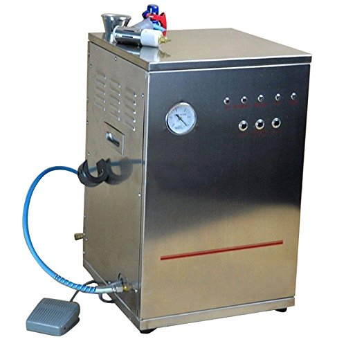 10L Dental Steam Cleaner Cleaning Machine Dental Lab Equipment 110V by Angelwill