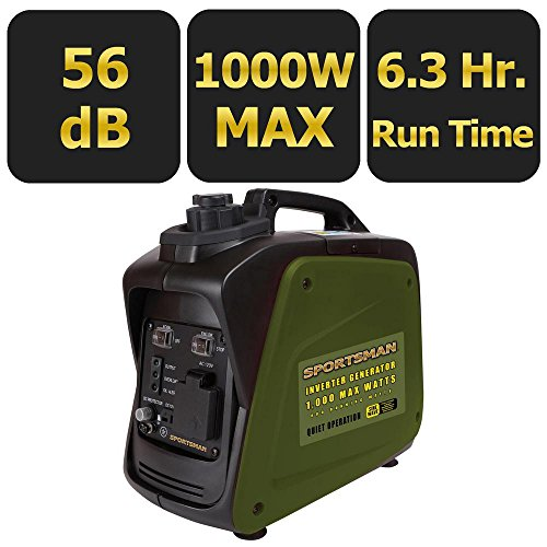 Sportsman 1,000-Watt Gasoline Powered Digital Inverter Generator ()