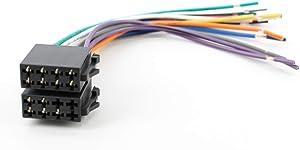 Xtenzi Car Radio Wire Harness Compatible with Jensen CD DVD Navigation in-Dash - XT91081