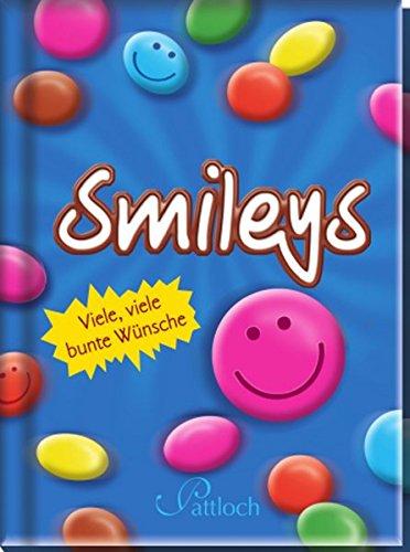Smileys: Viele, viele bunte Wünsche