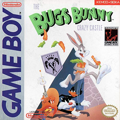 - Game Boy - The Bugs Bunny Crazy Castle - [PAL EU]