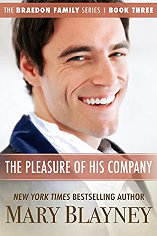 book cover of The Pleasure of His Company