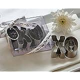 Artisano Designs Xo Best Wishes Cookie Cutter Set