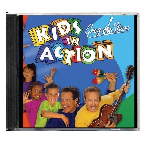 Kids In Action by Constructive Playthings