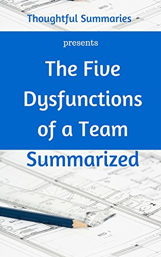 Five Dysfunctions Of A Team Ebook