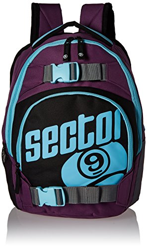 Sector 9 Pursuit Backpack,, Purple
