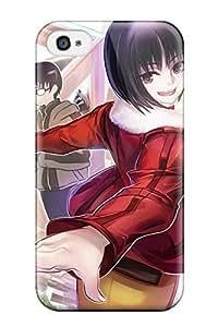 TYH - blade mahou shoujo madoka anime Anime Pop Culture Hard Plastic iPhone 4/4s cases 6328195K448221576 phone case