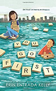 Book Cover: You Go First