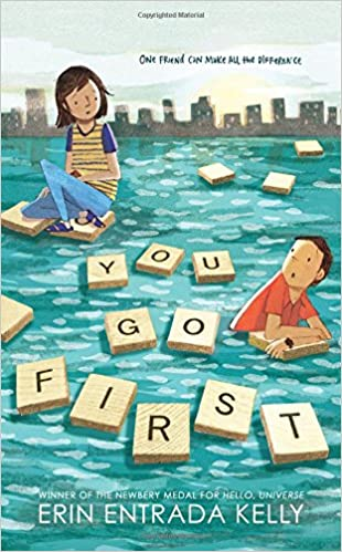 Image result for you go first kelly cover