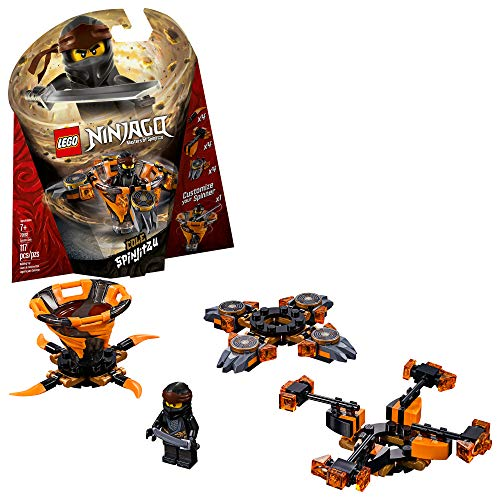 LEGO Ninjago Spinjitzu Cole 70662 Building Kit , New 2019 (117 Piece) (Ninja Spinjitzu)