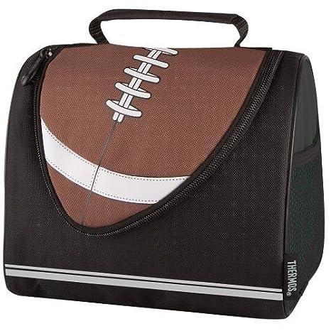 Amazon.com: Diseño de balón de fútbol con Thermos marca sólo ...
