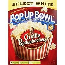 Orville Redenbacher's Pop Up Bowl Select White Popcorn 6Pk
