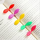 sea-junop Unique Nature Sprout Lovely Office Bookmarks (Set of 8)