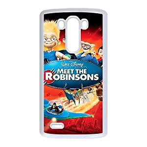 Meet the Robinsons LG G3 Cell Phone Case White Z1824008