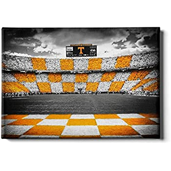 Amazon.com: University of Tennessee Canvas - Running onto