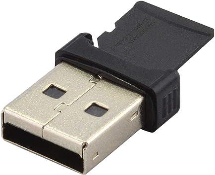 Bestplug 2 0 Usb Mini Adapter Kartenleser Für Micro Sd Elektronik