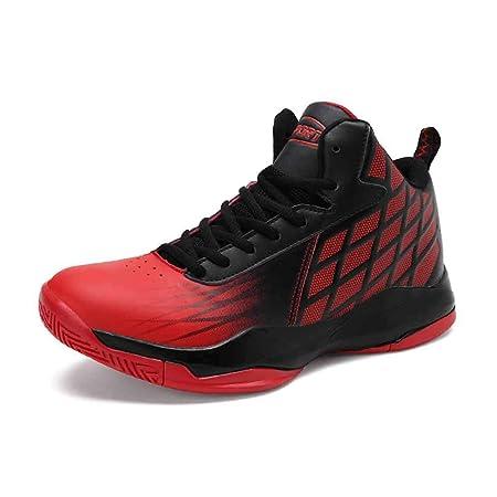 YSZDM Zapatillas de Baloncesto para Hombre, Zapatillas de ...