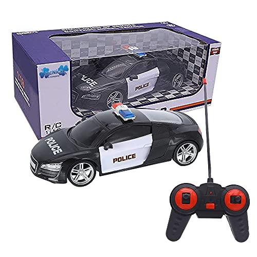 RC 경찰 자동차 장난감 아이-실제 생활 찾고 경찰 자동차 장난감 소년 실내 또는 야외