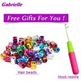 Gabrielle 6 Pack 20Inch 2# Goddess Locs Gypsy