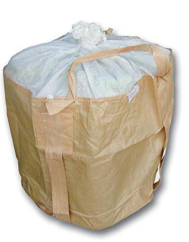 フレコンバック10枚組 1トン用 (002A) 1t フレキシブルコンテナバッグ 土のう袋