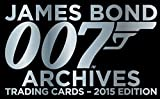 James Bond 007 Archives Trading Cards 2015 Edition Box