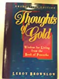 Thoughts of Gold, Leroy Brownlow, 0915720450