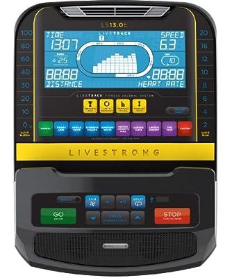 Livestrong Fitness LS13.0E-2 Elliptical Trainer