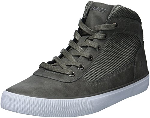 Charcoal Mid Canyon Lugz Men's White Sneaker I4Bxwgwq