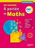 Le Nouvel A portée de maths CM1 - Livre élève - Ed. 2016