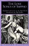 The Love Songs of Sappho, Sappho and Paul Roche, 157392251X