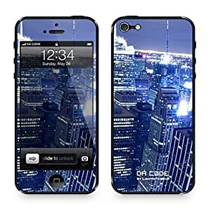 "GHK - Da Code Skin for iPhone 4/4S: ""New York City Fish Eye"" (City Series)"