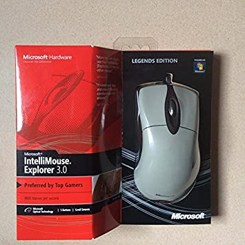 c0dd378c839 ARBUYSHOP Wholesale IE3.0 Legends Edition FPS Gaming Mouse Microsoft  Intellimouse Explorer Legends Edition 3.0 Mouse Mice For Pro Gamer:  Amazon.co.uk: ...