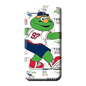 iphone 5c Durability PC stylish cell phone carrying cases boston red sox mlb baseball