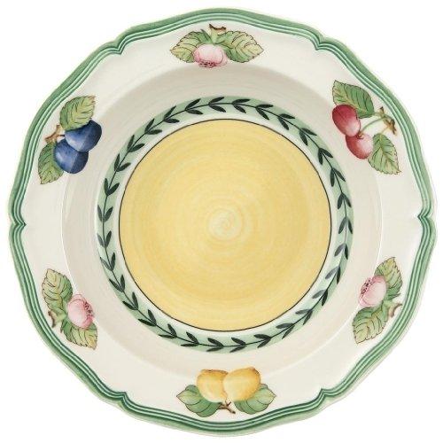 Villeroy & Boch French Garden Fleurence Rim Cereal Bowl - Fleur Cereal Bowl