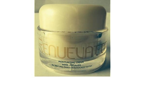 Amazon.com : GNT Renuevatte Crema Colageno / Collagen Cream : Facial Moisturizing Lotions : Beauty