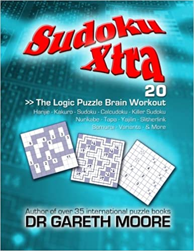 Sudoku Xtra 20: The Logic Puzzle Brain Workout: Dr Gareth Moore