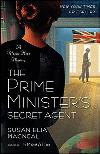Amazon Fr The Prime Minister S Secret Agent A Maggie Hope